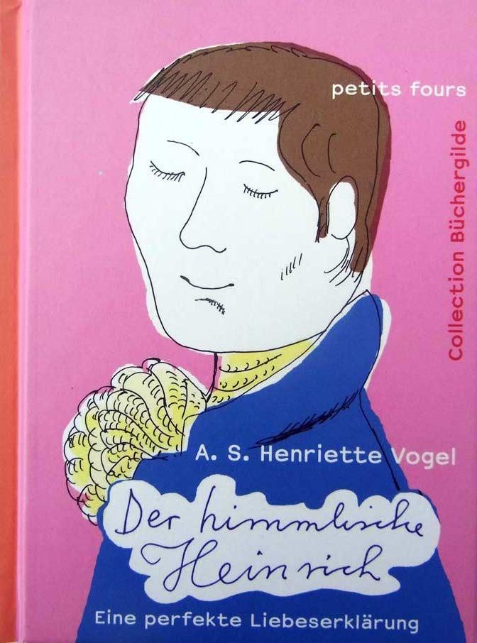 Der himmlische Heinrich - Buchumschlag